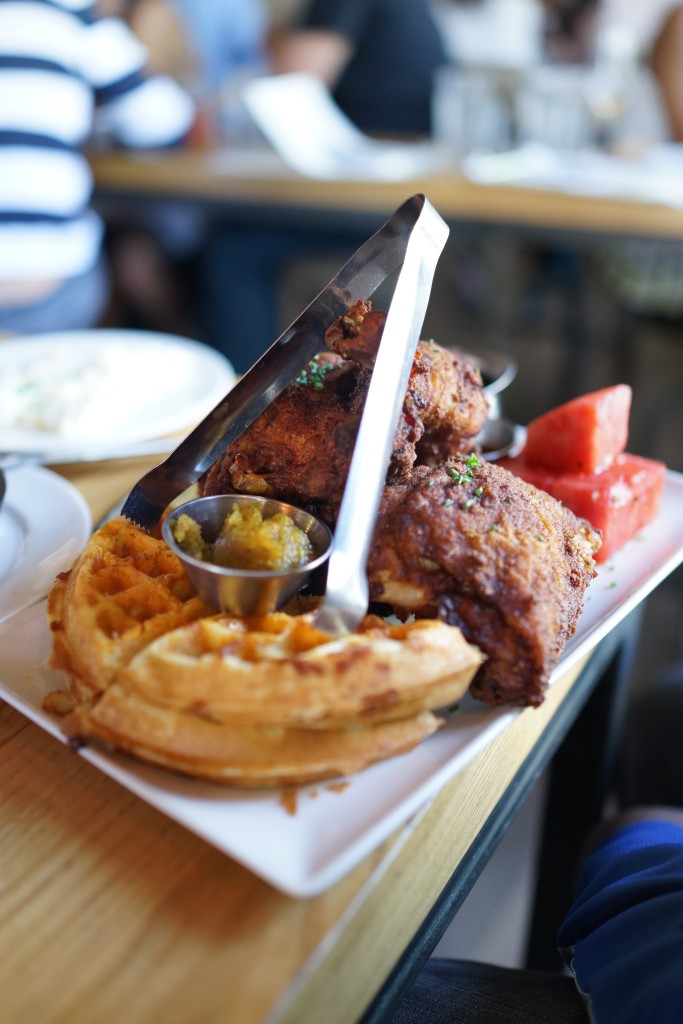 Sunday Funday.  Brunch at Yardbird
