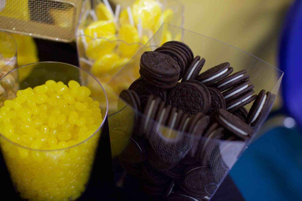 Candy buffet; desert table