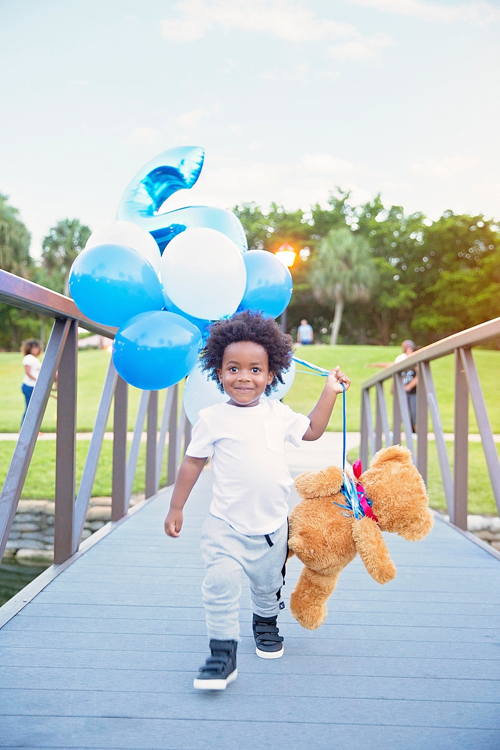 Amarii Joseph Metelus; Two-year old photo shoot; One Balanced Mama Blog post