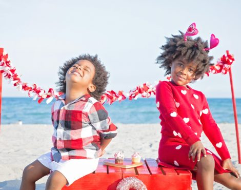 A PICTURE PERFECT LOVE: VALENTINE'S DAY PHOTO SHOOT