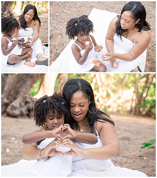 Mothers Day Shoot One Balanced Mama