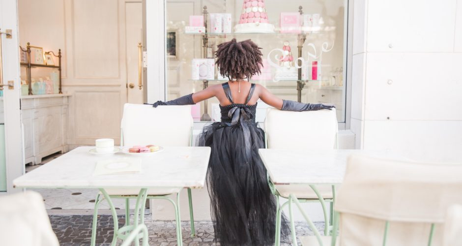 FIVE AND FIERCE:  BOBBI ELLE'S BIRTHDAY PHOTO SHOOT