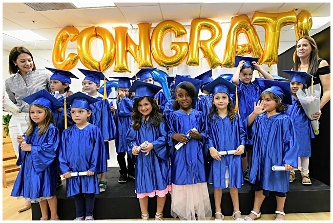"NO!  IT'S NOT ""JUST"" A PRE-SCHOOL GRADUATION!!!"